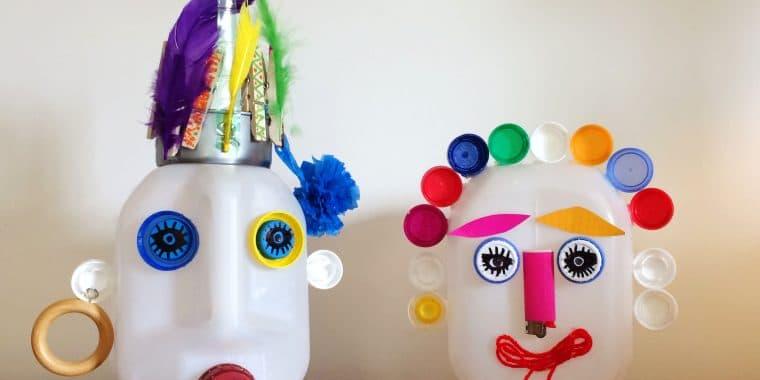 crafty kids, poplar union, Maud Barrett, east London, arts and crafts, kids, afterschool