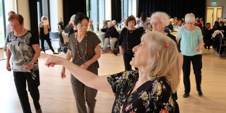 dancing, poplar union, adult ballroom, East London, community, health, wellbeing, things to do, local, Tower Hamlets
