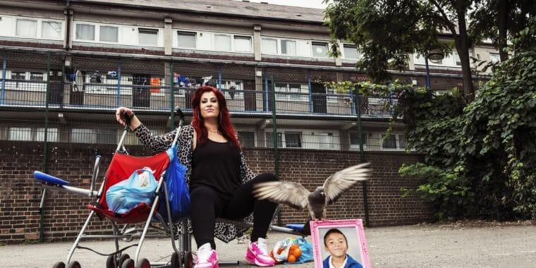 Muvvahood Libby Liburd Poplar Union Theatre One Woman Show Performance Politics Arts Culture East London Docklands
