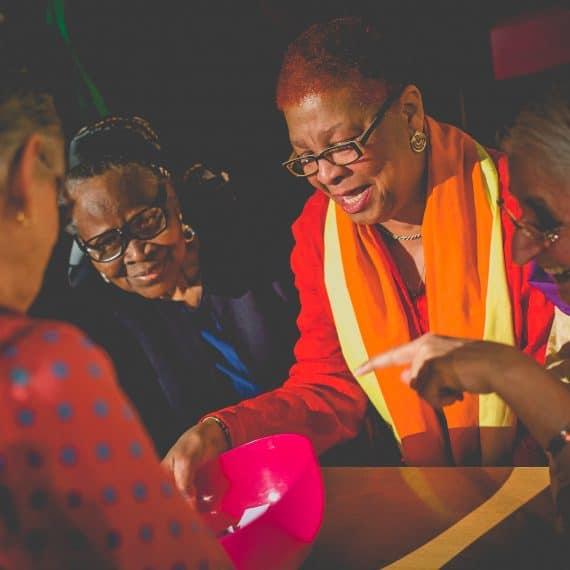 Magic Me, Poplar Union, Workshops, Women's Voices, Opinions, Storytelling, Conversations, Women in Focus Festival 2019, East London, multigenerational, Poplar, free, International Women's Day