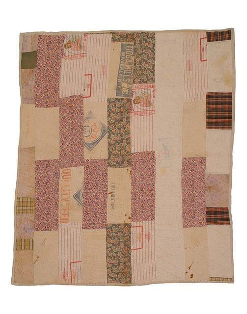 Susana Hunter, quilt, upcycle, repurpose, Poplar Union
