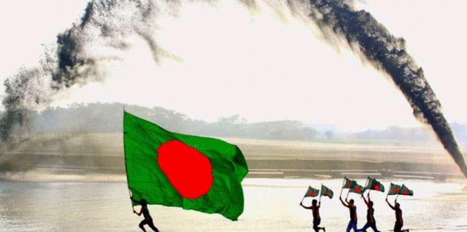 Bangladesh-Independence-Day, poplar union, saudha, palla gran