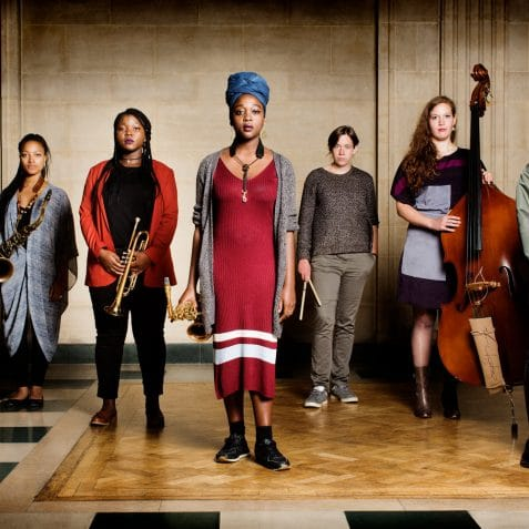 Nerija, jazz herstory, poplar union, jazz, music, women in focus, east London, docklands