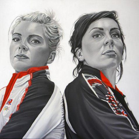 Teresa Witz exhibition, Poplar Union, Women in Sport, Women in Focus Festival, March