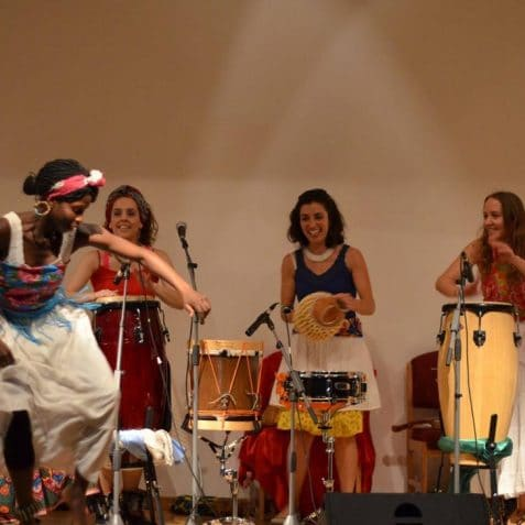 International Women's Day 2018, Women in Focus Festival, Poplar Union, East London, Music, Dance, Culture