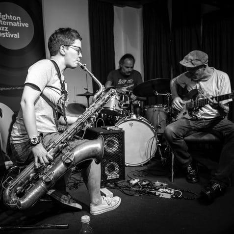 Cath Roberts, poplar union, jazz, live jazz, jazz herstory, east London, music