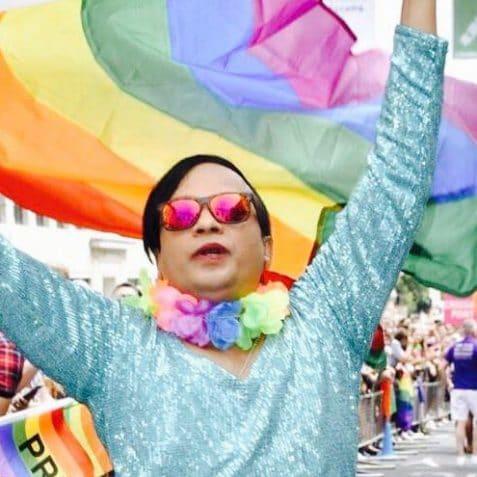 Aponghor Bangali LGBT+ Party, poplar union, lgbt, pride, east London, dancing, music