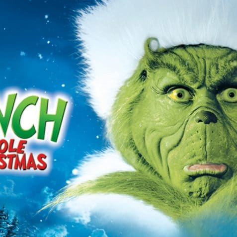 Christmas at Poplar Union, film screening, festival film screening, East London, day out for the family, kids and family, The Grinch, festive season, things to do, Santa's grotto, Santa Claus