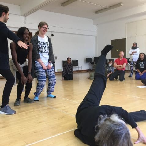 The Incident project, Uncovered and Explored workshop, workshop, community, things to do, Poplar Union, Black History Month 2018, October, theatre, East London, Joakim Daun, migration, race, love story, Zimbabwe, Sweden, arts council England, Bilimankhwe Arts