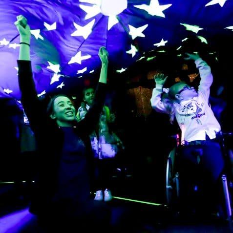 Feel Theatre, Poplar Union, Natalya Martin, Sensory Circus