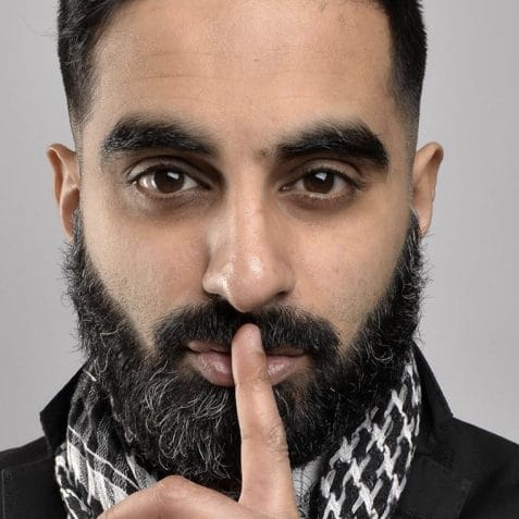 Tez Ilyas, nice n spiky comedy, poplar union, east London, stand up comedy, things to do, whats on, east London, acclaimed comedians, Mile End, limehouse