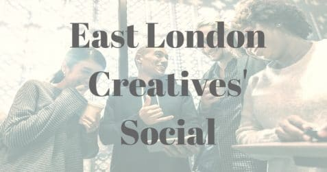 creatives networking event, Poplar Union, east London creatives social, tower hamlets, freelancers, writers, creatives, meet up, panel