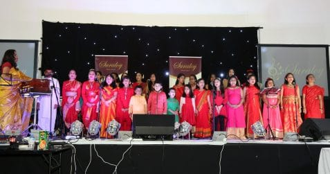 Bengali Music Lessons with Gouri Choudhury's Suraloy, Poplar Union, Bengali music lessons, children's music lessons, East London, Mile End, Bow, Limehouse, music workshop