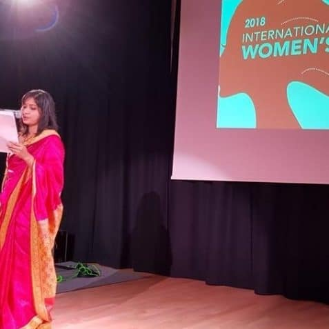 Nari Chetona, Bengali music, poetry, dance, traditional Indian performance, London, East London, Poplar, Women in Focus festival 2019, Poplar Union