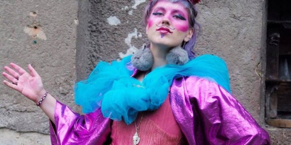 Scarlett Lassoff, Alice D'Lumiere, Garance Louis, Frank Chickens, Cabaret on the Canal, Poplar Union, Women in Focus 2019, International Women's Day, East London, Free, Things to do, female empowerment, music, theatre, dance, Poplar, Bow, Mile End
