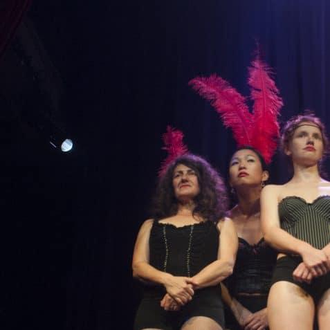 Patrizia Paolini, poplar union, cabaret on the canal, arts, culture, music, comedy, east London, Women in Focus festival, International Women's Day 2019
