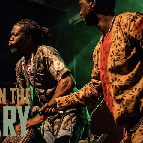 Tahael Camare, Jale Bakary Konteh, Live in the library, Poplar union, free gigs in London, Friday night, what to do near me