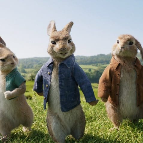 Peter Rabbit, film, film screening, children's film, Easter 2019, things to do, free, family fun day, east London, Poplar, Tower Hamlets
