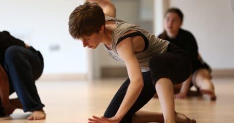 BOTH Dance classes, Poplar Union, dance class, east london, contemporary, ballet, improvisation, yoga, Beatrice Ghezzi, Orley Quick, London, tower hamlets, dancers, training