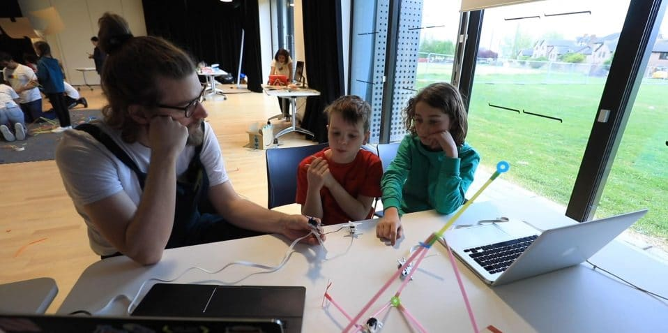 Kids Hack Day, Poplar Union, East London, creative coding for kids, workshop, tower hamlets, free things to do with the kids, whats on, Poplar