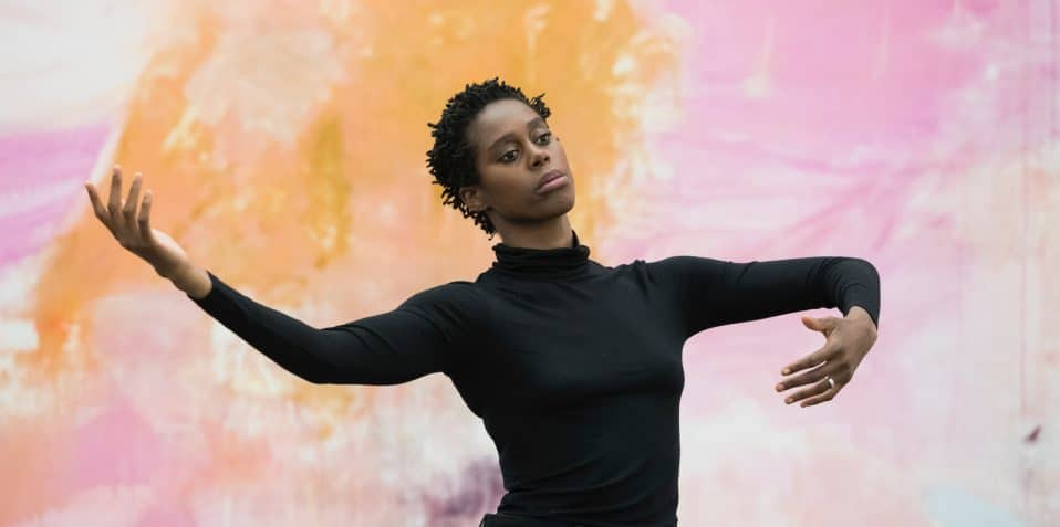 Temitope Ajose Cutting, caj collab, poplar union, dance, stream online, theatre, movement and dance
