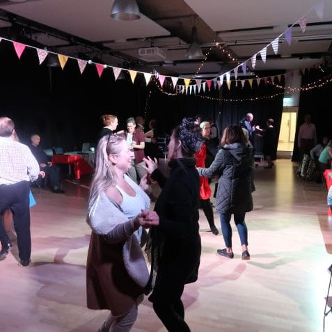 Summer Tea Dance, Poplar Union, East London, tea dance, dance social, things to do, Poplar, dancing