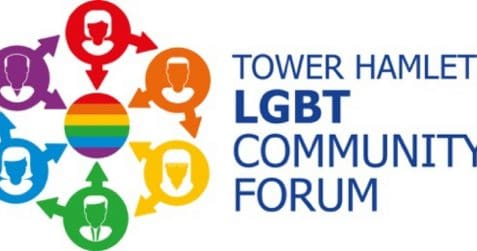 LGBT Tower Hamlets Coffee Morning, community, East London
