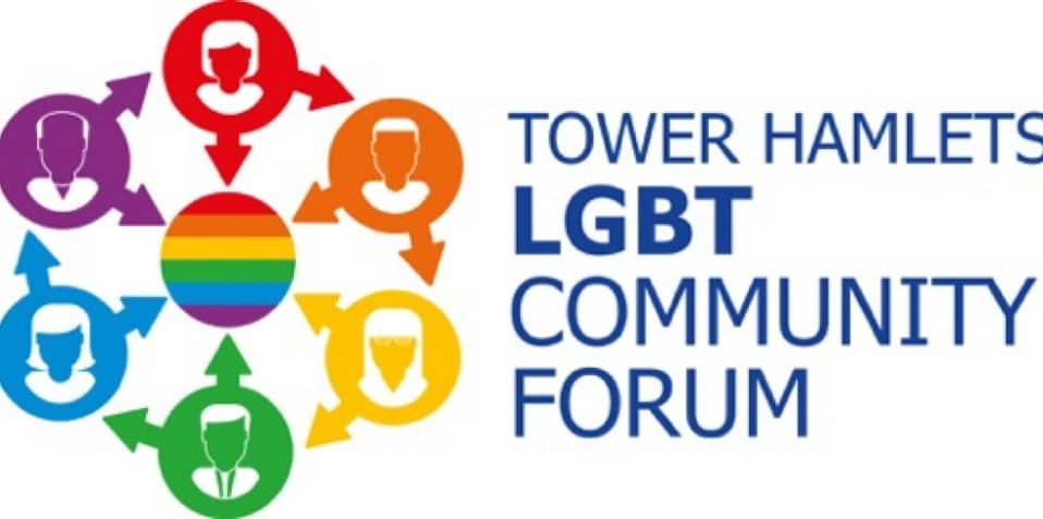LGBT Tower Hamlets Coffee Morning, community, East London