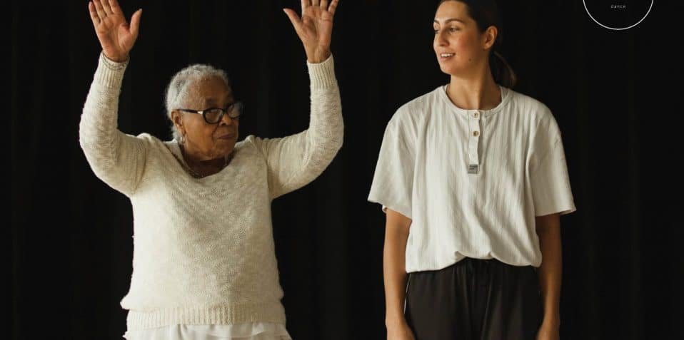 Dancing with Parkinson's, Danielle Teale, Poplar Union, workshop for people with Parkinson's, East London, dance,