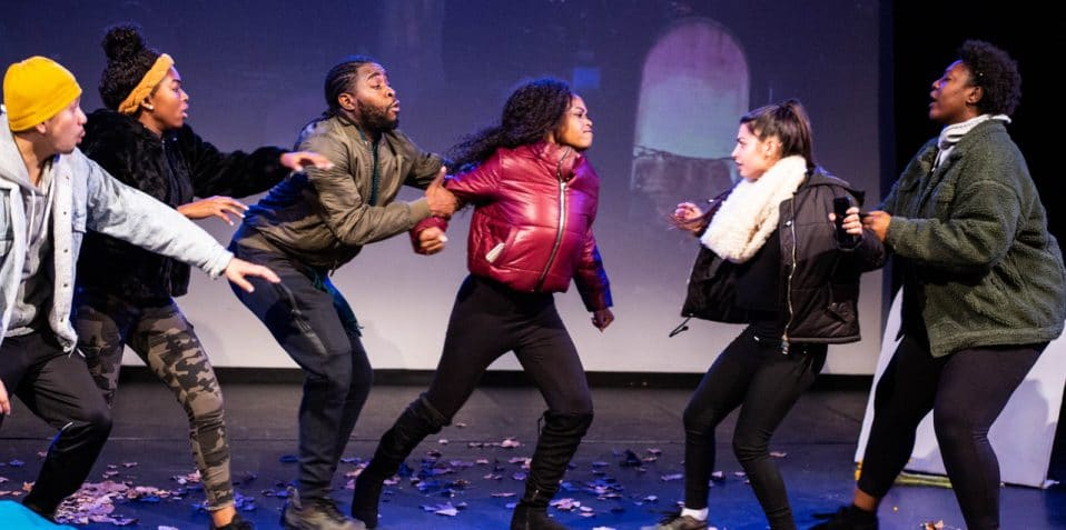 Purple Moon Drama, Jollof Wars, Gail Egbeson, Poplar Union, Theatre, Things to do, East London, Tower Hamlets