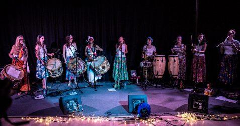 Baque Luar, Poplar Union, Dendê Nation, Noite Dos Tambores No Leste, East London, live music, gigs in London, afro-brazillian music