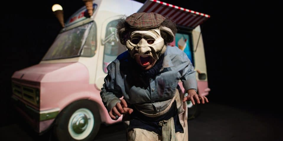 Odd Doll, Seaside Terror, Poplar Union, halloween, puppet show for adults, things to do, comedy, East London, Tower Hamlets