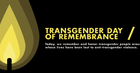 Transgender of remembrance, ELOP, East London, free film screening, Poplar Union, Poplar, Tower Hamlets, LGBTQ+ event