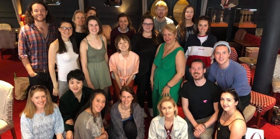 Script Club, Aktualise Theatre, Poplar Union, script writing workshop near me, workshop for actors and writers, east London, affordable workshops for actors