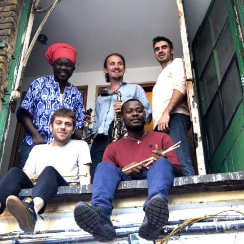 Kongo Dia Ntolia, live music, gigs near me, east London, Tower Hamlets, Poplar, afro beats, African music
