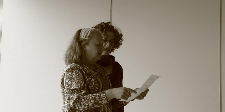 Wellness Weekend, Roanna Mitchell & Louisa Harvey present: Occupy Your Body: A writing workshop with movement, Poplar Union, mental health, New Years resolution, writing workshop near me, tower hamlets, east London, Poplar