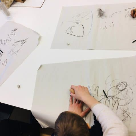 Art Explorers, Kulwinder Bajar, drawing, painting, sculpture, family workshop, things to do with the kids near me, East London, Poplar Union, Tower Hamlets, kids and family