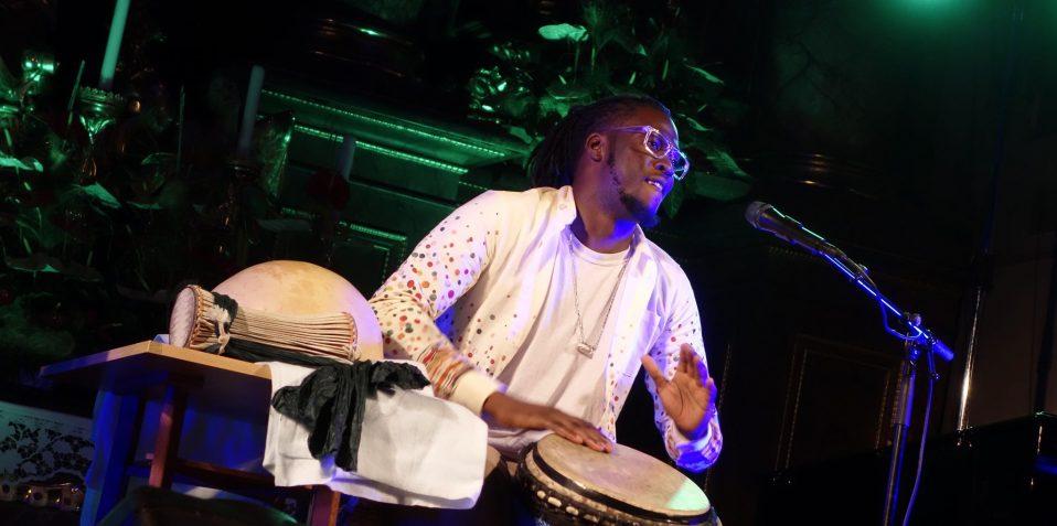 Balimaya Project, Yahael Camara Onono, gigs near me, tower hamlets, east London, Poplar Union, gigs, music, live music