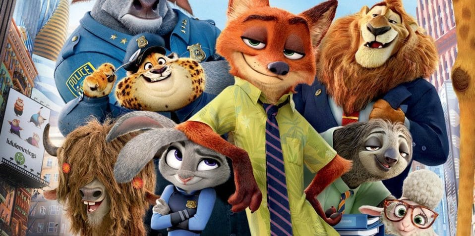 Zootropolis, Disney, free film screening, march 2020, Poplar Union, East London, things to do with the kids, free day out, London, women in focus festival, international womens day