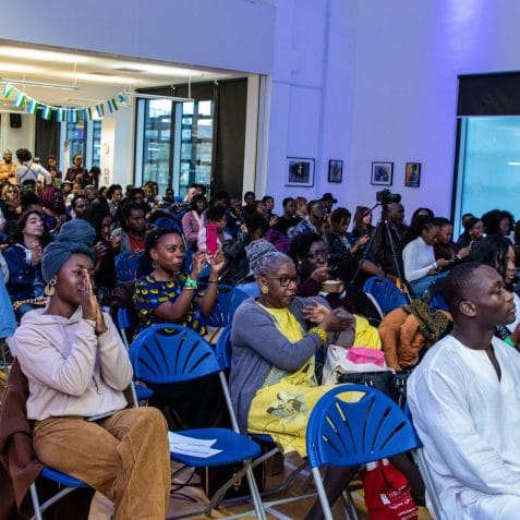 black history month, Young Sierra Leonean, Poplar Union, East London, things to do, Sierra Leone festival 2020