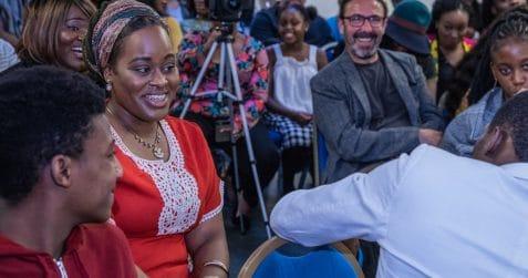 Parable Parebul, Fea Fasuluku, Elicia Fyle, Mariam Kargbo, Abu Yillah, Young Sierra Leonean, talk, Poplar Union, East London, things to do, Sierra Leone Week 2020