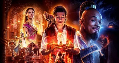 aladdin 2019, free film screening, Poplar Union, east London, things to do with the kids, free things near me, Tower Hamlets, kids film