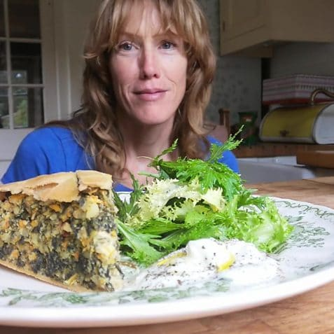 Ruth Quinlan, chewsday cook along, Poplar Union, East London, cook along, Instagram live, e5 bakehouse, Syrian supper club, chef, female chef,