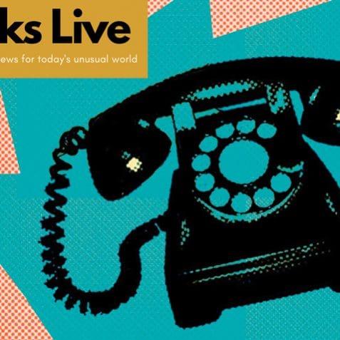 Pop-Talks, Instagram live interviews, poplar union, online programme