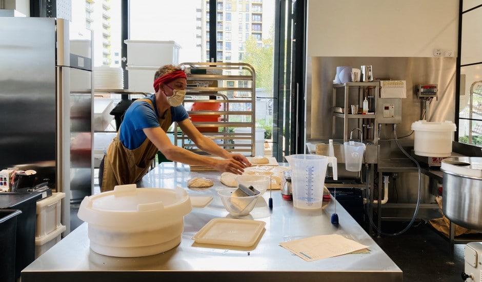 poplar bakehouse, poplar union, cafe e14, cafe near more, coffee, bakery, baking classes, poplar, tower hamlets