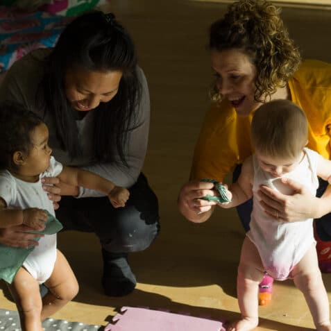 Abigail Huan, Poplar Union Sensory exploration, baby sensory play, baby group east london, tower hamlets
