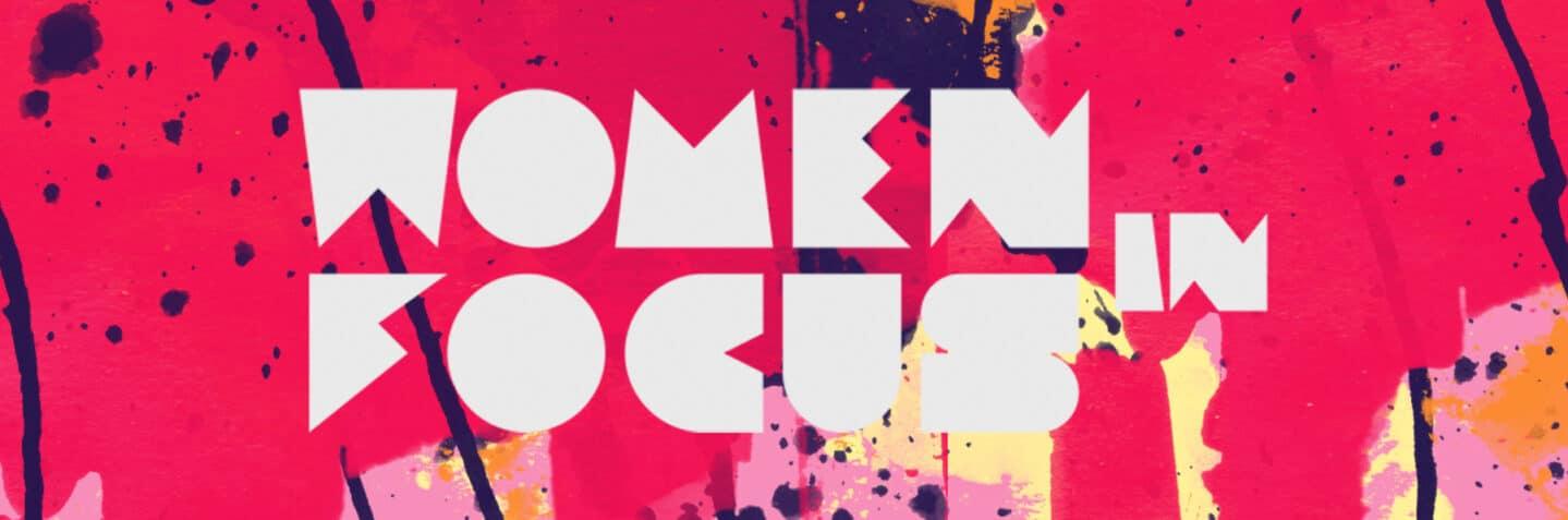 Women in focus online 2021, international women's day, poplar union, tower hamlets, arts, culture, workshops, march