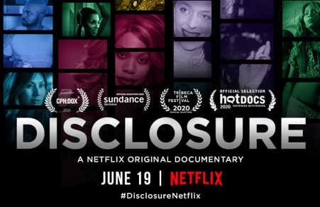 IDAHOBIT, film screening, poplar union, disclosure, LGBTQIA+, Netflix, screening, East london, zoom party, q&a