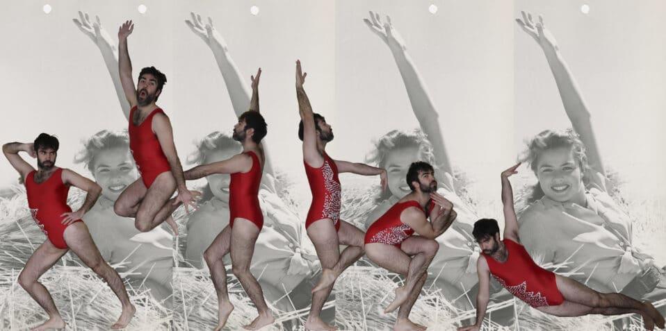 stigma, Luis Amália, poplar union, theatre, comedy, east london, theatre near me, live performance art, gymnastics