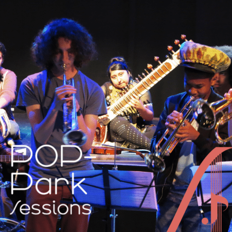 POP-Park sessions, Grand union re generation band, poplar union, gigs near me, free gigs, live music near me, outdoor gigs, Bartlett park